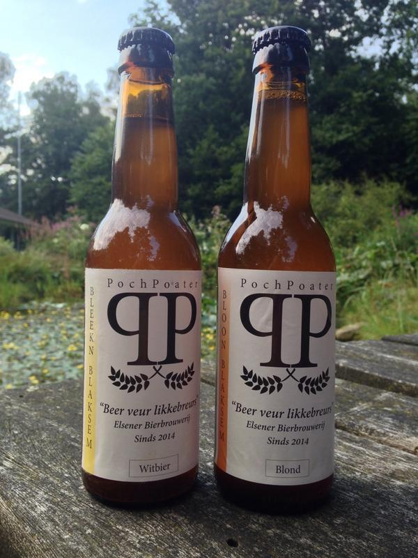 Bieren van brouwerij de Poch Poater